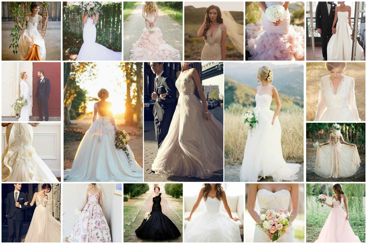 The Future Bride\'s Guide to Wedding Dresses » Vision in White Events ...
