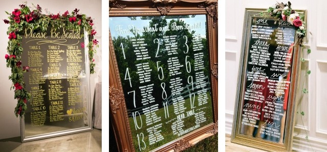 Tips Seating Chart Displays 187 Vision In White Events