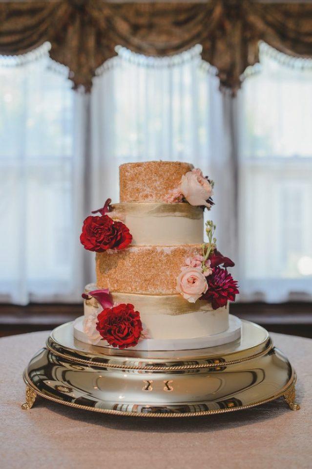 Nashville Wedding - wolfe gourmet cakes