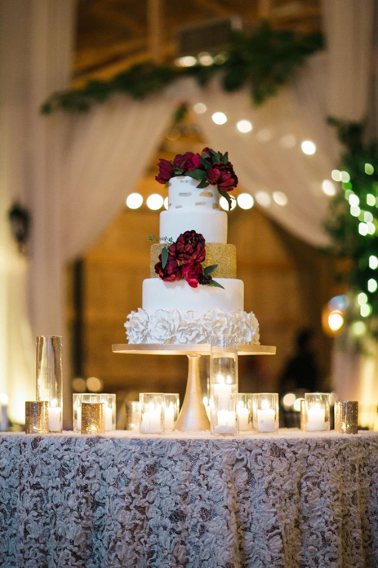 Nashville Wedding Cake