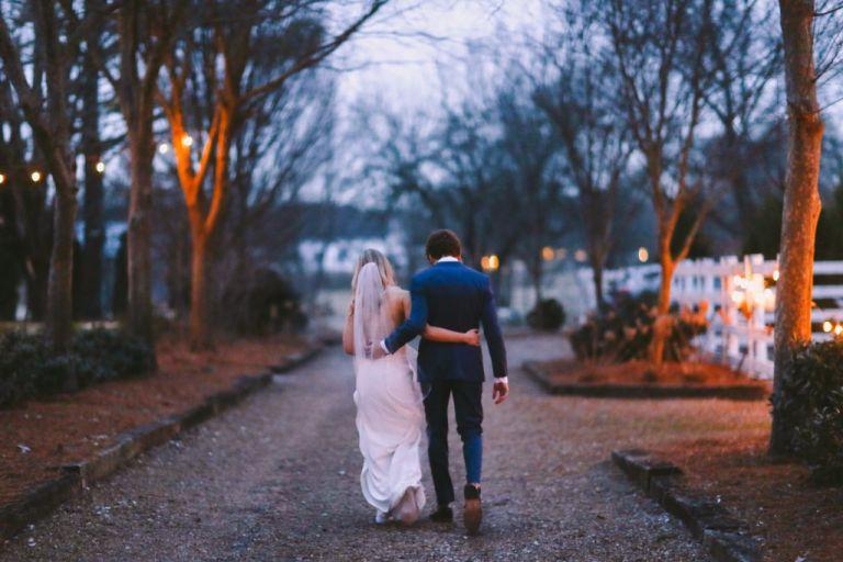 nashville elopement - nashville intimate wedding - microwedding - nashville wedding planner